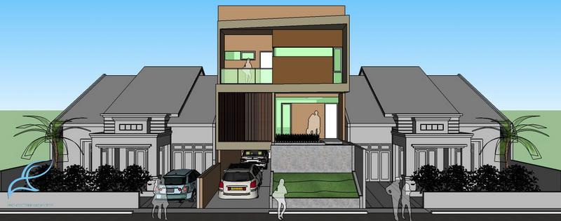 desain-rumah-modern-box-house-pak-primandono_pancoran-view-1