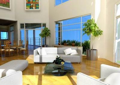 modern-art-deco-living-room