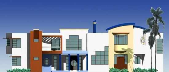 rumah-art-deco-ultra-modern-art-deco