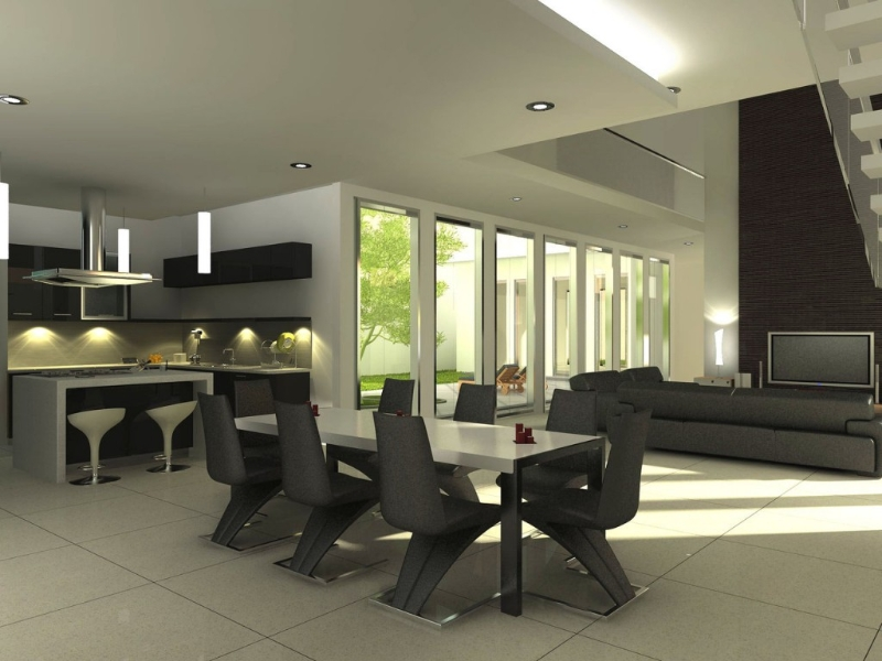 contemporary-dining-room-furniture