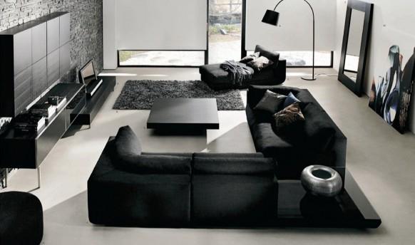 desain-living-room-dengan-skema-warna-hitam-view-2