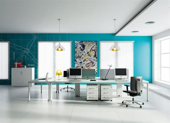 elegant-computer-desk-at-modern-office