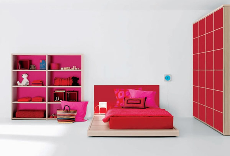 pink-and-white-bedroom-design-ideas
