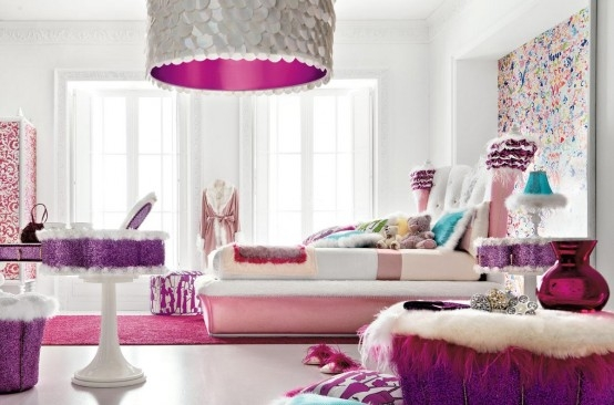 pink-bedroom-design-for-valentine-day