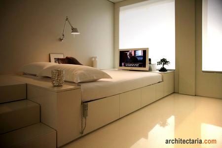 desain kamar tidur pt architectaria media cipta