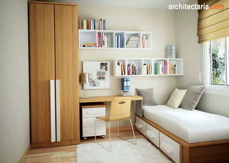 Contoh Desain Kamar Mandi Mungil on Desain Kamar Tidur   Pt  Architectaria Media Cipta   Arsitek  Desain