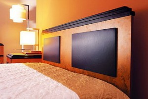 Art Deco Head Board
