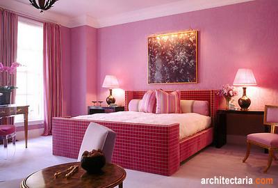 Dekorasi Kamar Tidur Yang Romantis | PT. Architectaria Media Cipta