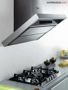 cooker hood - penghawaan kitchen set