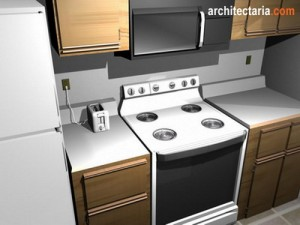 Desain Dapur Dan Kitchen Set Pt Architectaria Media Cipta