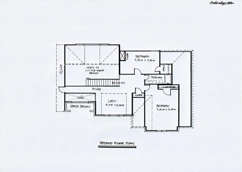 Kumpulan Gambar Sketsa Desain Rumah Part Ii Pt