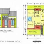 Desain Rumah Mungil Type 70