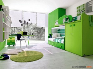 Modern Bedroom For Kids