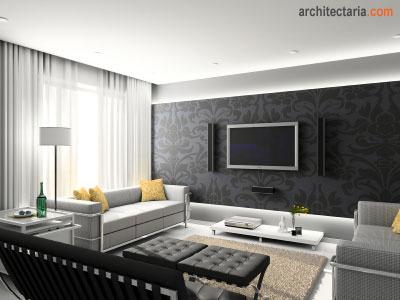 Contoh Interior Rumah on Enam Tips Mendekorasi Ruangan Dengan Mudah   Pt  Architectaria Media