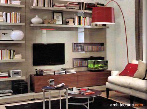 ide desain interior ruangan berukuran kecil pt