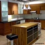 Desain Dapur Berukuran Mungil
