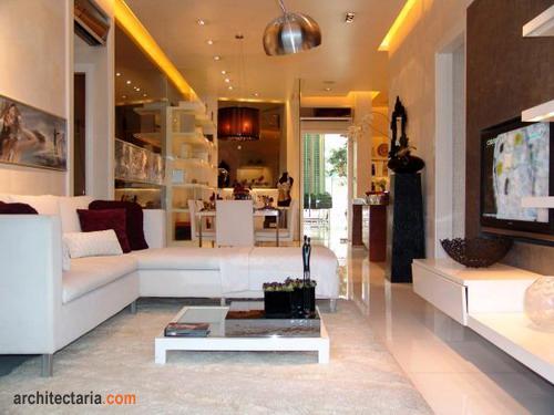 Desain interior apartemen type studio pt architectaria for Design apartemen 2 kamar