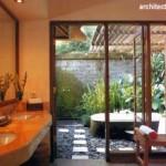 Merencanakan Kamar Mandi Dengan Konsep Terbuka (Open Air Bathroom)