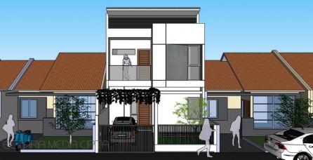 Desain Ekstensifikasi Rumah di Sawangan – Depok