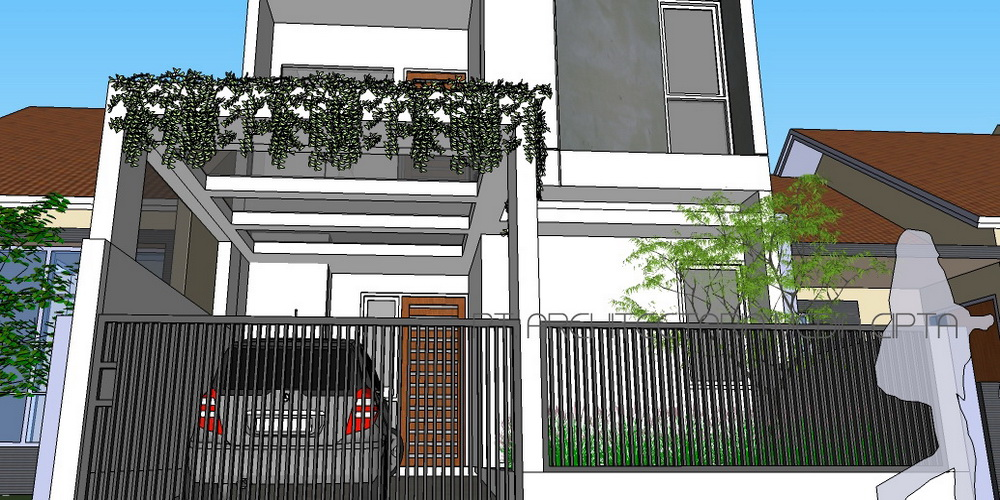 renovasi dan pengembangan rumah type 36_72 \u2013 depok view 8