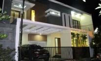 Desain Rumah Modern Tropis di Kembangan – Jakarta Barat