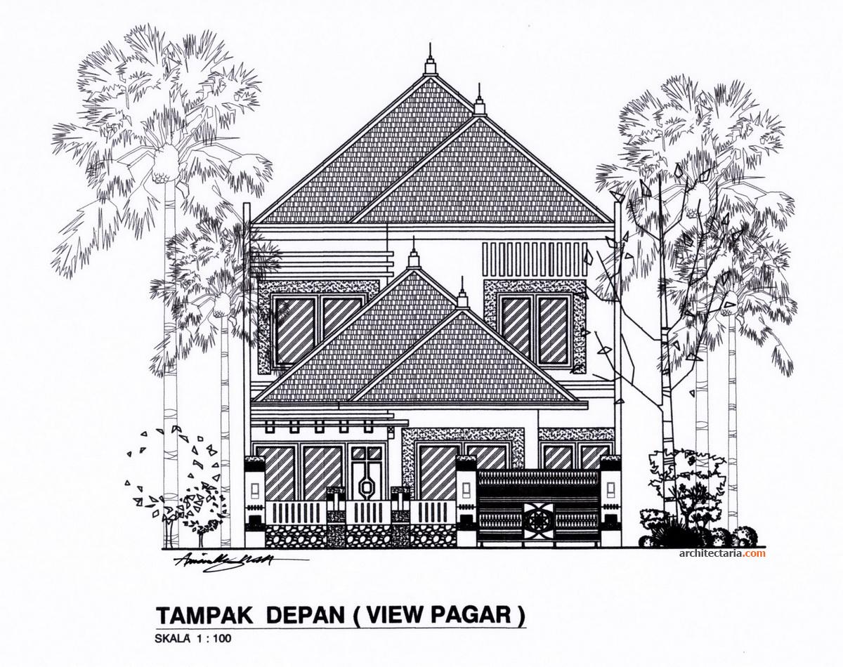 Rumah minimalis design holidays oo for Design rumah mimimalis modern