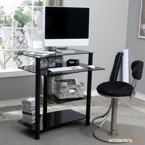 Gambar Arsitek: Memilih Meja Komputer Terbaik Untuk Kantor Anda