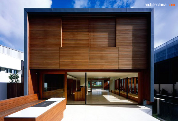 Merencanakan dan membangun rumah yang tahan gempa pt Richard woods designs
