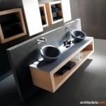 Furniture Kamar Mandi Bergaya Kontemporer