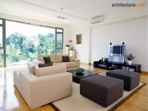 Meja Dan Sofa Untuk Ruang Tamu Keluarga Jpg