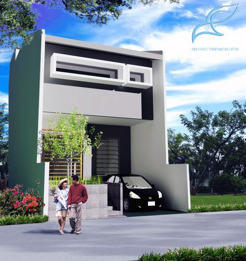 Merencanakan Rumah Murah Yang Indah dan Estetis