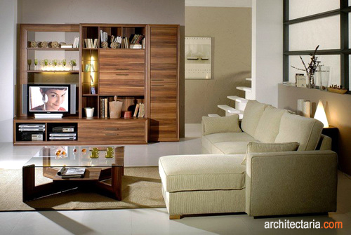 Menata Dan Mempercantik Ruang Tamu Dengan Rak Penyimpanan