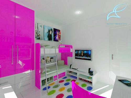 beberapa jenis furniture terbaik untuk kamar anak pt