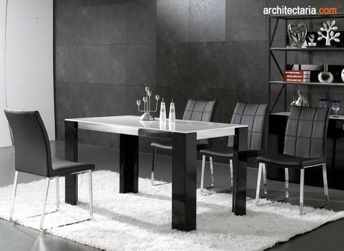 menata dan membeli furniture untuk ruang makan pt