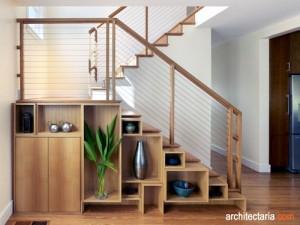 ... rak pajangan dibawah tangga sebaiknya anda memilih rak pajangan yang