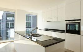 Desain Dapur Modern Dengan Nuansa Putih