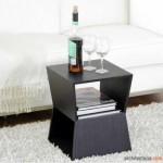 Mengatur dan Meletakkan Meja Jenis End Tables
