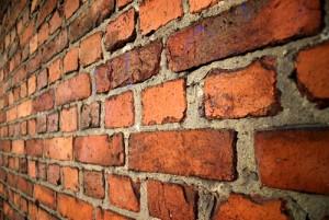 Dinding Batu Bata Merah