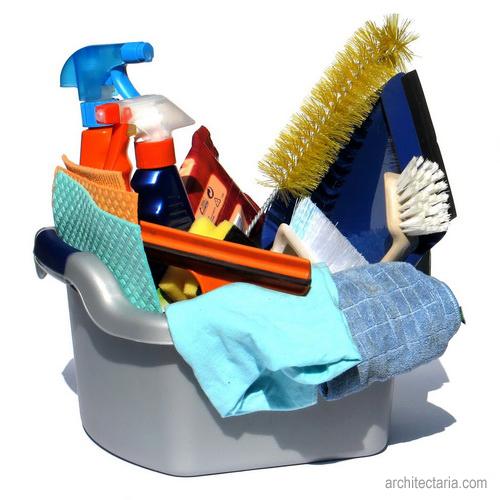 ... plak, kerak, dan kotoran pada furniture atau alat-alat rumah tangga