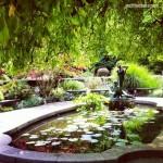 Mendesain Taman Ala Abad Pertengahan