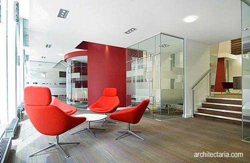 Inspirasi Desain Interior Kantor Modern Dengan Teknik Feng Shui | PT ...