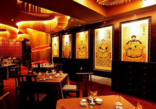 Konsep desain interior bergaya oriental pt