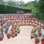 Desain dan  Instalasi Taman yang Artistik dari Seung Yong Song