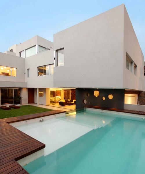 Rumah Minimalis Dan Kolam Renang Kolam Renang di Rumah Anda