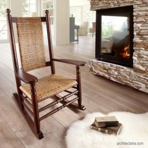 The John F Kennedy Rocking Chair