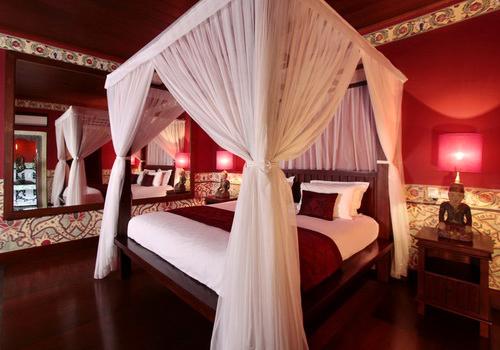 ... Sebagai Aksesoris Untuk Mempercantik Interior Kamar Tidur Pengantin