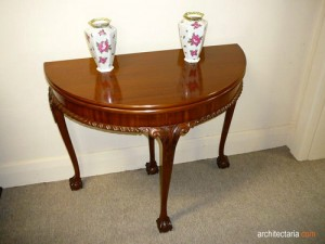 chippendale style vintage
