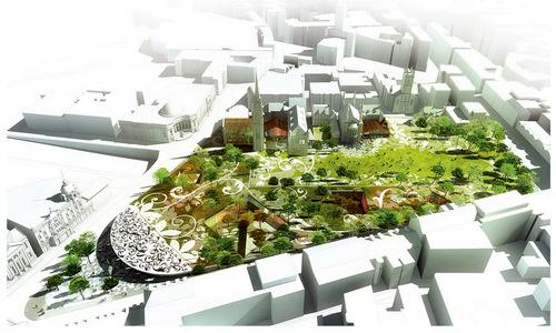 Desain arsitek lanskap ian white desain arsitektur rumah modern tropis