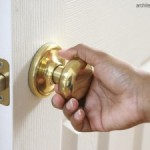 Mengenal Door Knob atau Tombol Pintu Lebih Dekat