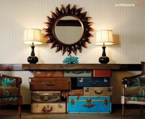 furniture hasil daur ulang yang ramah lingkungan